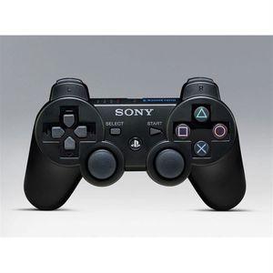 MANETTE JEUX VIDÉO DUALSHOCK 3 / Manette console PS3 Noir