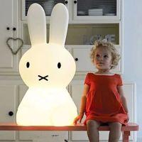 LAMPE A POSER MIFFY Lampe de table 3D - Pour enfant