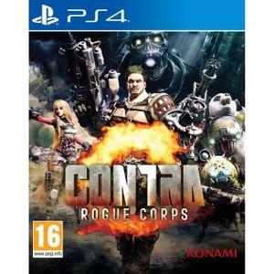JEU PS4 NOUVEAUTÉ CONTRA : Rogue Corps Jeu PS4