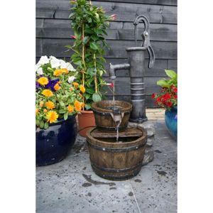 Fontaine de Jardin LAS VEGAS ACQUA ARTE - Achat / Vente fontaine de ...
