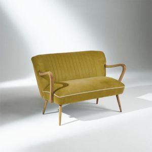petite banquette 2 places achat vente pas cher. Black Bedroom Furniture Sets. Home Design Ideas