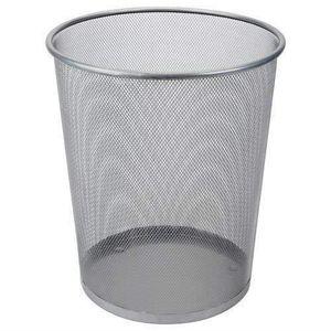 POUBELLE - CORBEILLE DRULINE  poubelle de métal de rebut 19 litres de Ø