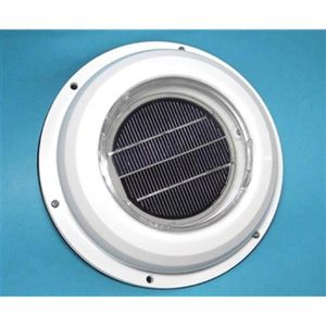 ventilateur extracteur d 39 air solaire a panneau energie solaire aeration achat vente a ration. Black Bedroom Furniture Sets. Home Design Ideas
