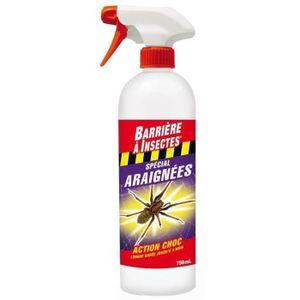 TRAITEMENTS PLANTES BARRIERE A INSECTES Spécial araignées - Prêt à l'e