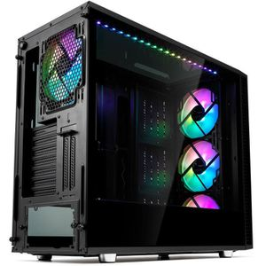 BOITIER PC  FRACTAL DESIGN Boîtier PC Define S2 Vision RGB Bla
