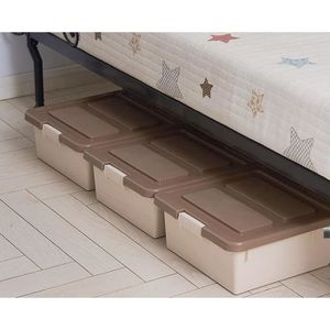 boite de rangement dessous de lit achat vente boite de rangement dessous de lit pas cher. Black Bedroom Furniture Sets. Home Design Ideas