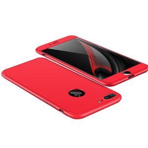 coque rouge 360 iphone 8 plus