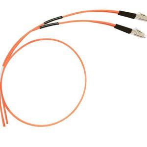 MODEM - ROUTEUR Cordon optique OM 2 multimode - SC/LC - L. 1 m