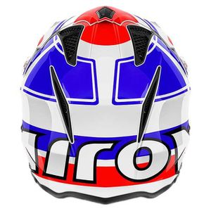 CASQUE MOTO SCOOTER Casques Jet Airoh Trr S Wintage
