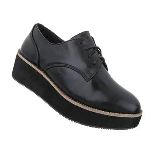 Chaussure femme noir pas Achat Vente pas noir cher 285c0e