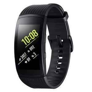 BRACELET MONTRE CONNEC. Samsung Gear Fit 2 Pro Large Noir