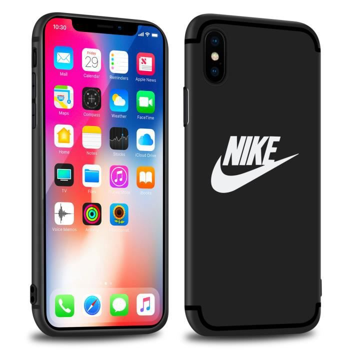 coque nike pour iphone x