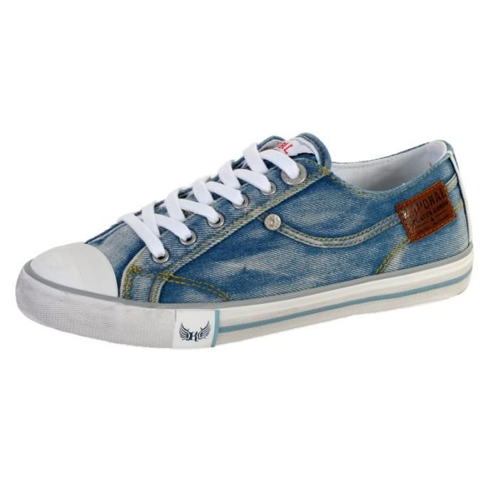 Chaussures Kaporal bleues Casual homme nI5F1R