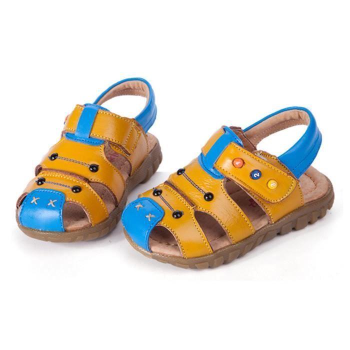 Husksware® Sandales enfant de sport garçons fil...