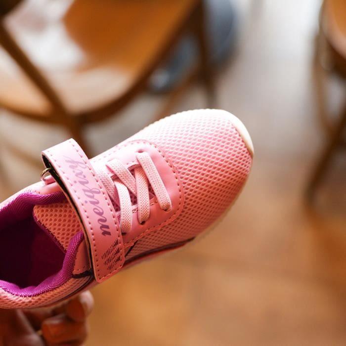 décontractées pour Baskets de chaussures sport enfants Baskets chaussures fqSXqcgF