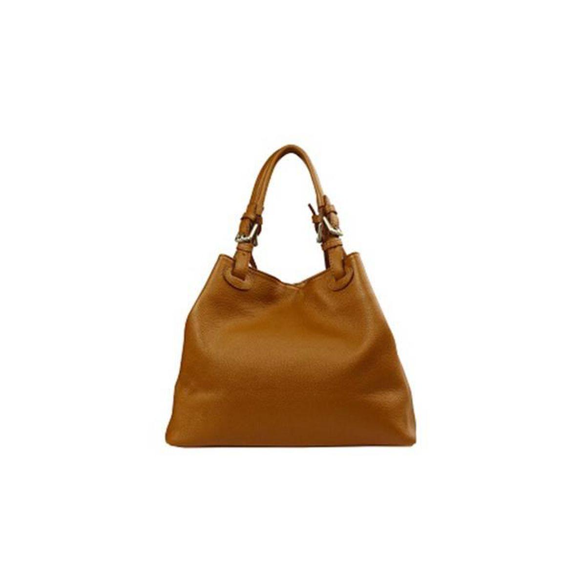 eaba81d77d177 Sac à main en cuir camel fabriqué en Italie - Achat   Vente Sac à ...