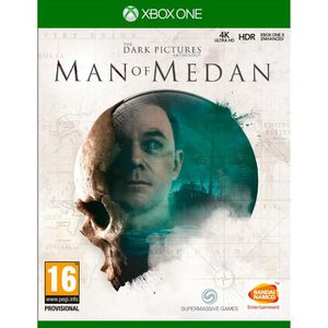 JEU XBOX ONE The Dark Pictures - Man Of Medan Jeu Xbox One