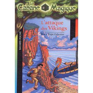 Livre 6-9 ANS La Cabane Magique Tome 10