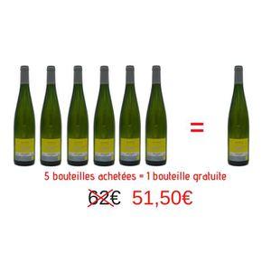 VIN BLANC Domaine Vincent Goesel – Vin blanc d'Alsace GEWURZ