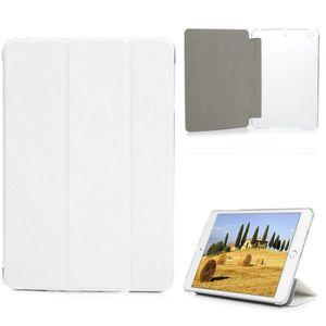 ceeaa10c44 HOUSSE TABLETTE TACTILE Housse en cuir tablette pour iPad Mini 1-2-3 @