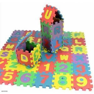 PUZZLE 36pcs Petite Taille Puzzle Bébé Jouet Éducatif Alp