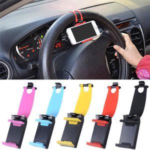 FIXATION - SUPPORT Universal Volant de voiture Support de téléphone m