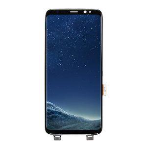 PIÈCE TÉLÉPHONE Pour Samsung Galaxy S8 G950A G950T G950V G950F Ecr