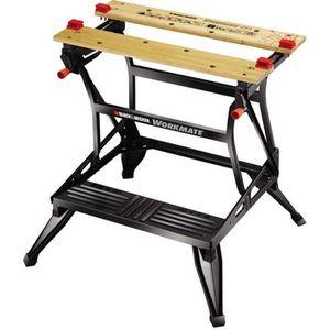 table bricolage pliante achat vente pas cher. Black Bedroom Furniture Sets. Home Design Ideas