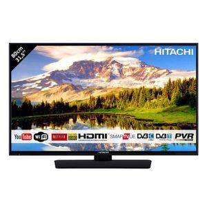 Téléviseur LED Téléviseur HITACHI de 32