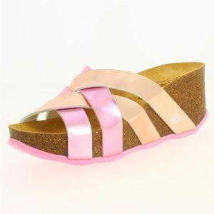 SANDALE - NU-PIEDS sandales  /  nu-pieds gadea femme iota bio-181-722