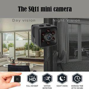 APP. PHOTO MINIATURE SQ11 Mini Full HD 1080p voiture cachée caméra DV D