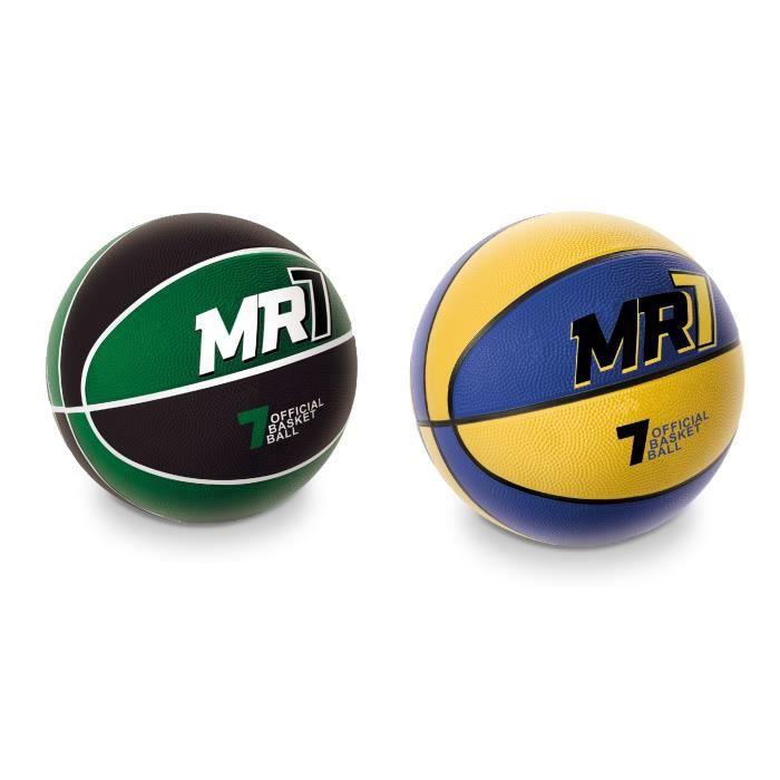 Basket MR7 - Noir et Jaune ( Modèle aléatoire)