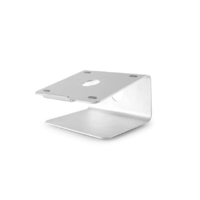 NEWSTAR Pied pour ordinateur portable NSLS050 - Aluminium brossé - Argent - Écran : 10\