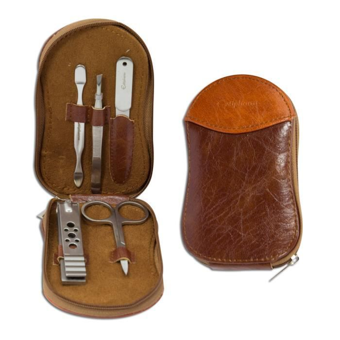 Kit coupe ongle homme