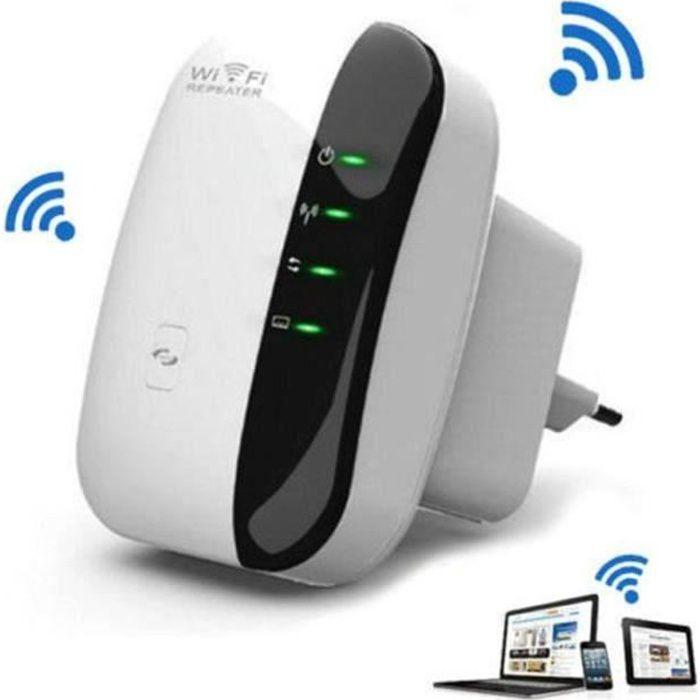 POINT D'ACCÈS Repeteur / Booster de signal sans fil WiFi extende