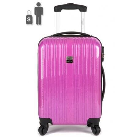 VALISE - BAGAGE FRANCE BAG Valise Cabine Low Cost Rigide ABS et PC
