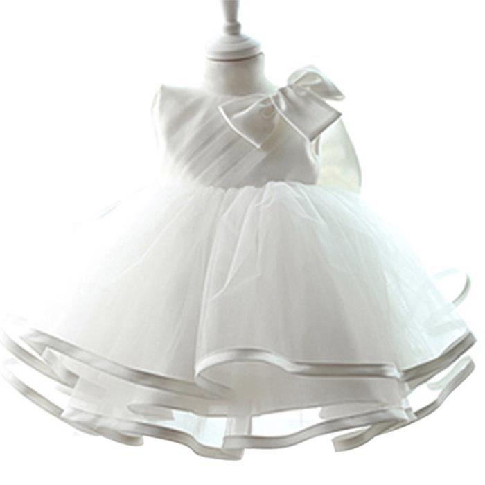 ... Soirée Cocktail Demoiselle D honneur et baptème Robe de Princesse  vetement enfant pour. ROBE Robe enfant élégante de Cérémonie Mariage ... 5adc5adb9f2