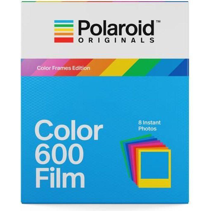 PAPIER PHOTO INSTANTANE POLAROID ORIGINALS 4672 Film instantané couleur - e5bc38780e53