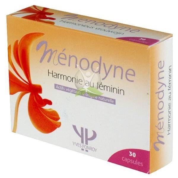 MÉNOPAUSE - ANDROPAUSE Ménodyne - Ménopause - 30 capsules - Yves Ponro…