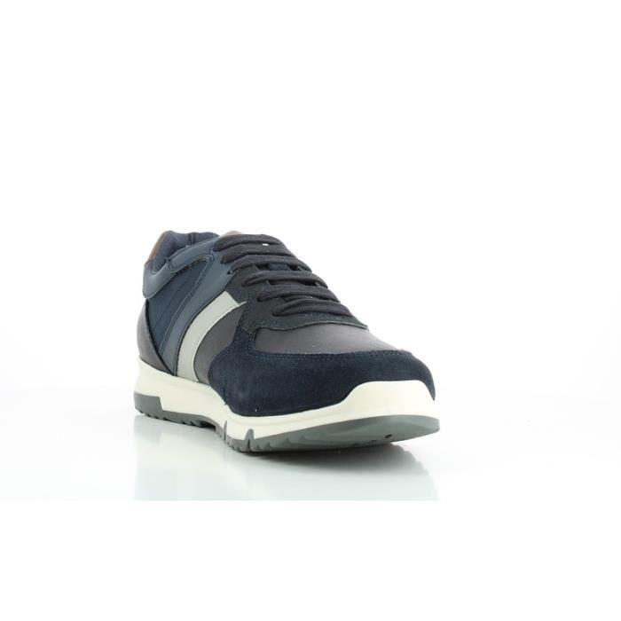 Chaussures de course hommes personnalité Basket Mode Haut qualité Chaussures de sport homme Des basket Antidér dssx402rouge42 tHoS10R