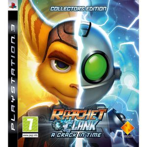 JEU PS3 RATCHET & CLANK : A Crack In Time