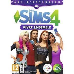 JEU PC Les Sims 4 : Vivre Ensemble Jeu PC