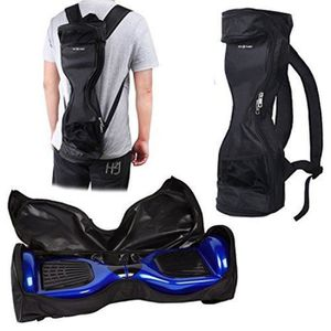 PACK GLISSE URBAINE Portable sac à dos Gyropode Hoverboard 6.5 pouces