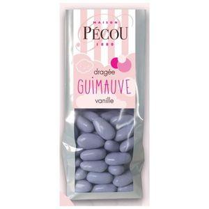 DRAGÉES Sachet de 500 g de dragée guimauve vanille (ciel)