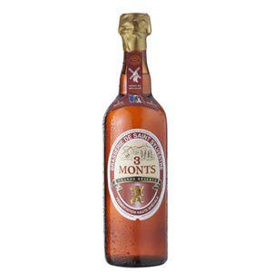BIÈRES & CIDRES Bière - Alcool 9,5 % vol. 75cl