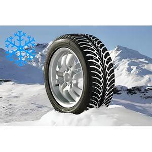 PNEUS AUTO Lot de 2 pneus hiver155-70R13 75T Véhicules compat