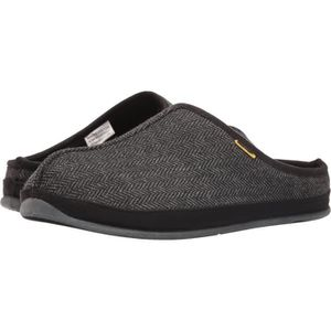 Men's Microterry Hoodback Slippers V8CK3 Taille-L 57foVoNqcz