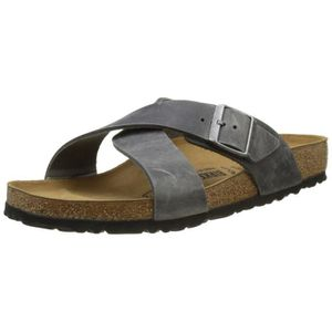 SANDALE - NU-PIEDS Hommes Tunis Bout Ouvert 3OCPF5 Taille-39 1-2
