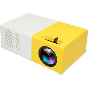 Vidéoprojecteur TEMPSA Full HD 1080p Mini Portable Vidéo Projecteu