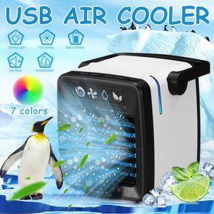 VENTILATEUR TEMPSA Ventilateur de Climatisation USB Pulvérisat